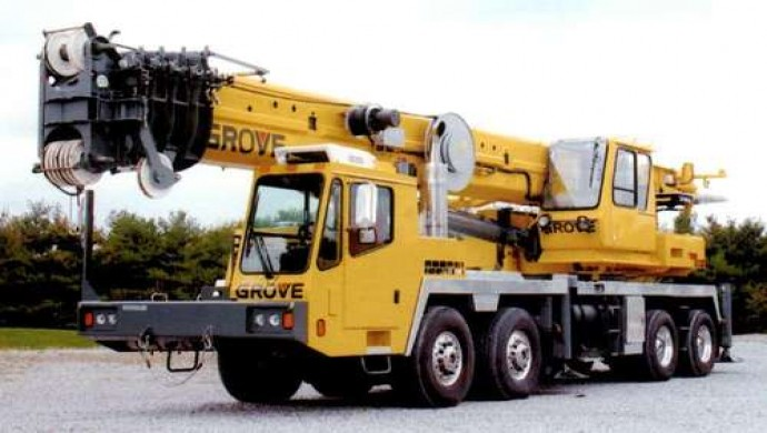 HEAVY EQUIPMENT - MACHINERY & TRUCKS