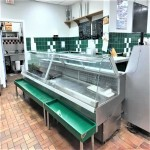 RESTAURANT LIQUIDATION! 12ft 2in Refrigerated Food Display