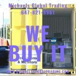 Closing or Downsizing Your Business? We Buy Your Inventory & Assets • Michaels Global Trading
