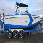 2017 Nautique Super Air G23 - Clean loaded 6.2L PCM 450