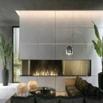 Concrete Veneer, Feature wall, Fireplaces, modern cladding