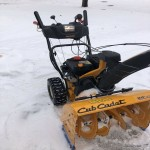 Wanted: Not Running Snowblowers