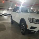 2018 Volkswagen Tiguan Comfortline 2.0T SUV, F takeover $500