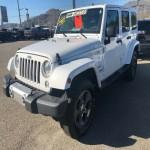 2018 Jeep Wrangler Sahara Lease Takeover