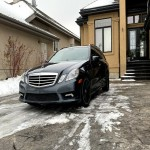 2011 Mercedes-Benz E350 4-MATIC Wagon Carfax included