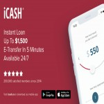 Need money now? Get a fast loan of up to 1500$ at iCASH.ca