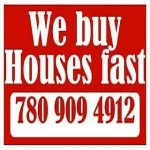 Wanted: We buy houses fast