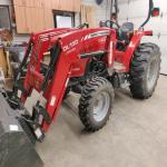 2015 Massey Ferguson 1754 Tractor