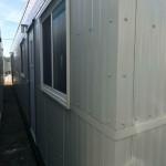skid shack trailer office 12x60 building MDS-651539