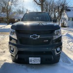 2018 Chevrolet Colorado Pickup Truck + $1000 cash incentive