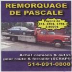 ACHAT DE VEHICULE POUR RECYCLAGE,SCRAP 514 891 0808 ferrailles