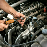 Offering maintenance and repair to car and small engines