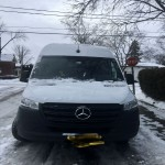 Mercedes Sprinter 2500 lease take over