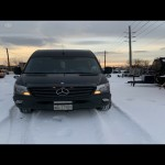Wanted: Mercedes Sprinter 2500 4x4 2015