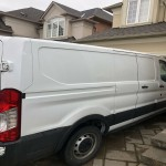 lease takeover 2018 Ford Transit T 150 cargo van low km