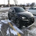 2019 Lexus NX300 F-Sport 2 with $2000 incentive