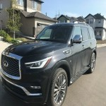 Lease takeover 2018 Infiniti QX80 7-Passenger w/ Wear Care Prote