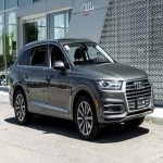 2019 Audi Q7 Lease take over