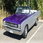 1969 Dodge Dart GT Convertible - Sale Or Specific Trade