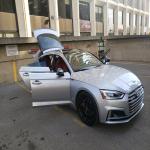 2018 Audi S5 QUATTRO