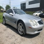 MERCEDES SL500 LOOK AMG !!!