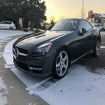 2012 Mercedes SLK350 Super Low mileage