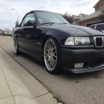 99 Supercharged E36 BMW M3 Convertible
