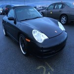 2002 Porsche 911 Carrera 4 AWD Convertible