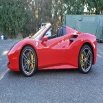2018 Ferrari 488 Spider ($100K in upgrades)
