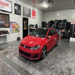 Golf gti 2015 performance pack full load