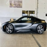 BMW i8 Protonic Edition Frozen Black