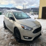 2015 loaded Ford Focus SE/hatch/remote start/clean CARFAX