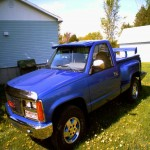 pick up truck 1988 GMC C/K 1500 Camionnette
