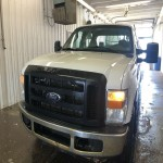 2010 F350 1 ton CrewCab 4x4 XLT long box low kms
