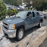 2008 Chevrolet Silverado 2500 HD Z71 LT Pick up Truck