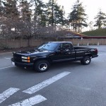 1990 Chevrolet 1500 454 SS Pick up truck