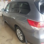 NISSAN PATHFINDER SV 2015 41600 KM CERTIFIED PRIVATE OWNER