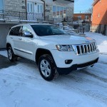 Jeep Grand Cherokee overland low km 15800 nego 2011