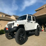 2016 Jeep Wrangler Unlimited Backcountry Edition