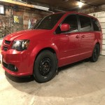 LIKE NEW!! 2016 Dodge Caravan R/T