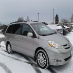 2010 Toyota Sienna LE AWD 176,000 Kilometers. Safety!