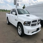 Ram Sport 2016 Fully Loaded Quad Cab