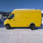 2006 Mercedes Sprinter 3500 low KMS