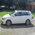 VW Golf Wagon TDI
