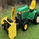 John Deere 445 Acreage tractor