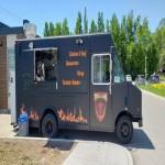 Shawarma Food Truck For Sale