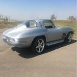 1965 Corvette Coupe LS3 Restomod.