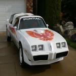 1980 Pontiac Trans Am 4 Door Limousine T-Top