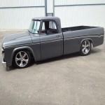 Dodge Fargo D100 hot rod truck restoration