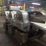LAMINATOR, CULEMBORG HOLLAND, 3 HEAD DOUGH MACHINE $35,000 US